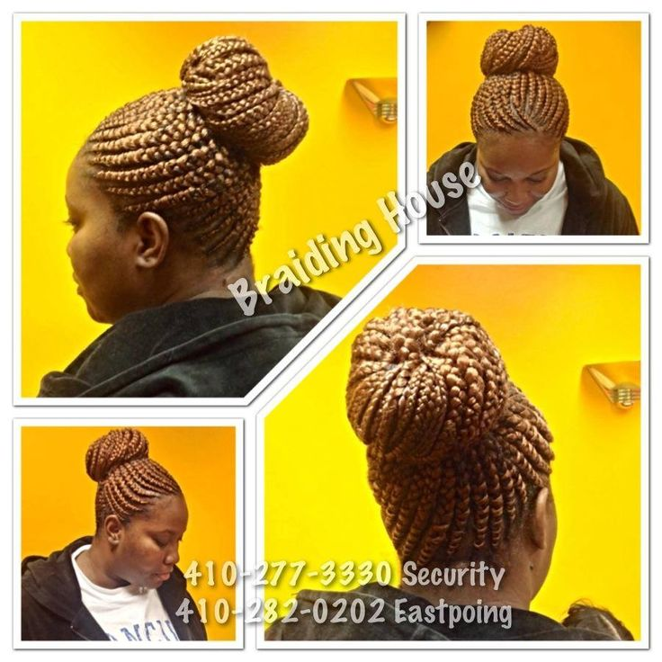 Surprising Ghana Braids Ghana And Buns On Pinterest Hairstyles For Women Draintrainus