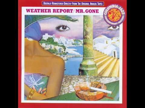 Weather Report- The Pursuit Of The Woman With The Feathered Hat