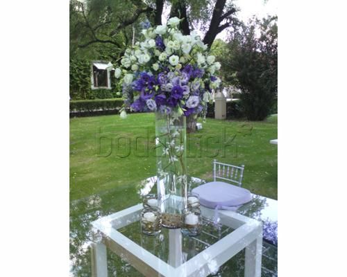 Arreglos acordes a tu evento / Centros de mesa para boda
