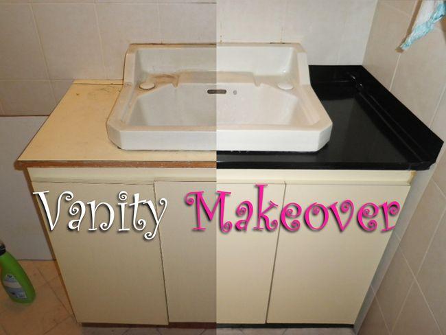 Pi#6 - Vanity Makeover
