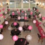 3 ways to save money on wedding decor