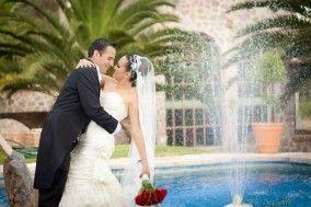 Haciendas para bodas aguas