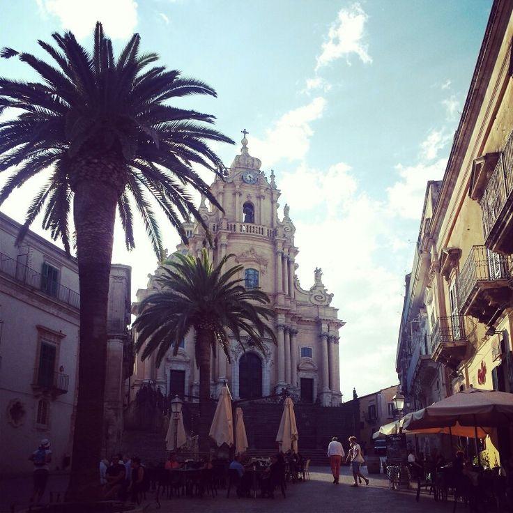 Duomo di San Giorgio a Ragusa Ibla #duomo #ragusa #ibla #sicilia #sicily #italy