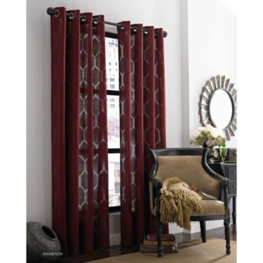 17 best images about curtains on pinterest eclectic living room brown ottoman and living room. Black Bedroom Furniture Sets. Home Design Ideas