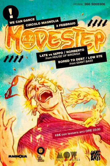 03/02/2012  WE CAN DANCE W/ Modestep
