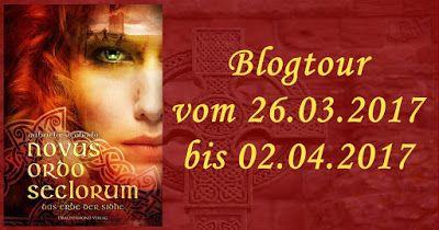 """Bookwormdreamers: Novus Ordo Seclorum - Blogtour """"Novus Ordo Secloru..."""