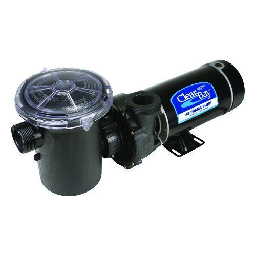 2 Hp 2-Speed 3450/1725 Rpm, 115 Volts Above Ground Pool Pump - Waterway Brand - With Large Debris, 2015 Amazon Top Rated Heaters & Accessories #Lawn&Patio