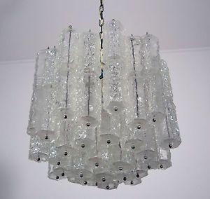 lampadario venini : ... italiano MURANO LAMPADA tronchi LAMPADARIO VENINI attribuito eBay