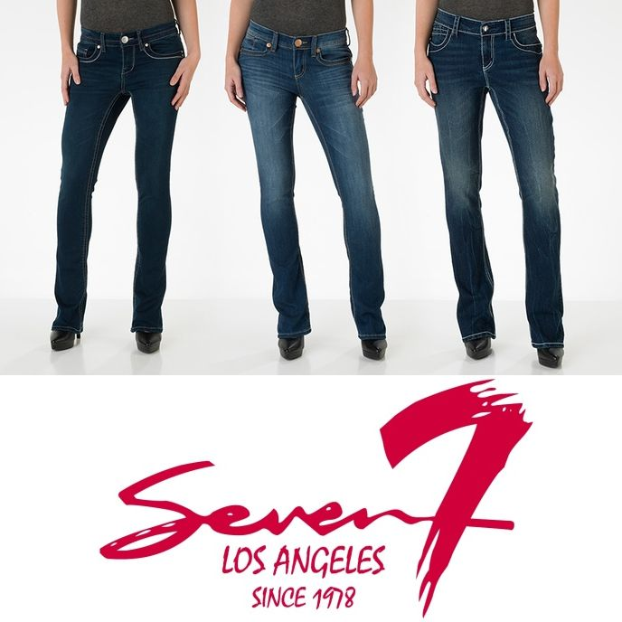35 best images about Seven7 Jeans Official on Pinterest | Plus ...