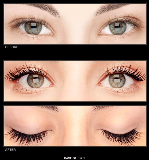 .semi permanent lash extensions