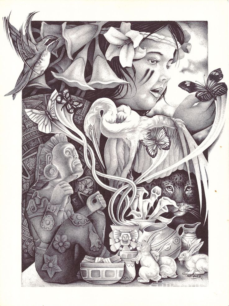 Mouse Lopez Lowrider Art