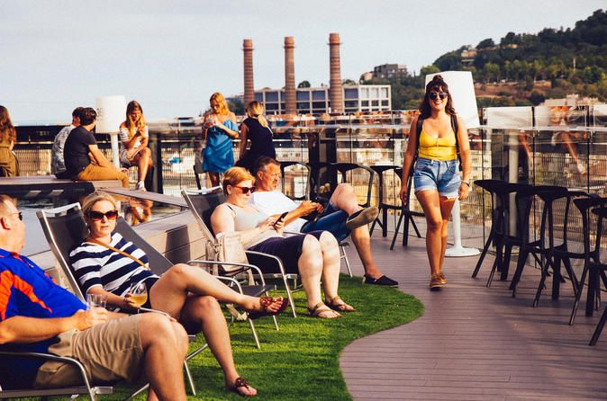 Private Barcelona Like a Local Tour Discover the local lifestyle, away from the tourist hassle, during this unique 3-hour private tour. Go off-the-beaten path with your private local guide and enjoy the hippest areas in Barcelona: El Raval, San Antoni, and Poble Sec. From narrow streets to authentic flamenco dancing, you'll truly know what it's like to be a local in this great city.SeeBarcelona through the eyes of a local and enjoy its authentic vibes. Step away from the main...