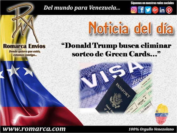 """Trump acusó al senador Chuck Schumer, actual líder de la oposición demócrata en la Cámara alta, de patrocinar el sistema de Green Cards en 1990. """"Tenemos que parar esta locura"""", afirmó el presidente. """"El terrorista vino a nuestro país a través de lo que se llama Lotería de Visas, una perla de Chuck Schumer"""" #Romarcaenvios #Noticias #Usa  #Venezuela"""