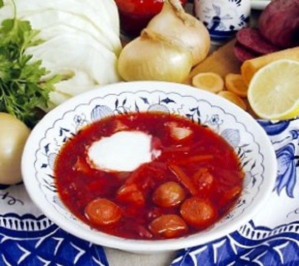 How to cook the recipe of Moscow soup.