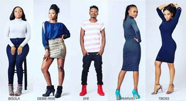 Previously, Bally, ThinTallTony, Uriel, Kemen, Gifty and CoCoice, among others were evicted. So ther...