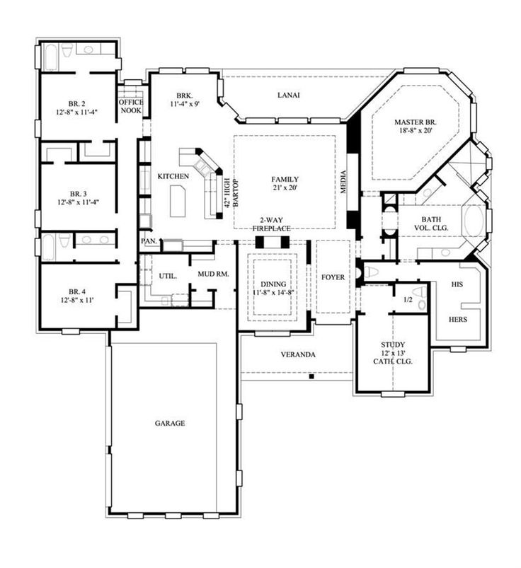 17 best images about house plans on pinterest 2nd floor for Cool plans