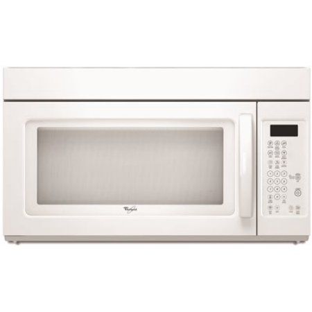 Whirlpool 1.7 Cu. Ft. Over-The-Range, Combination Microwave Oven, White, 1000 W, Multicolor