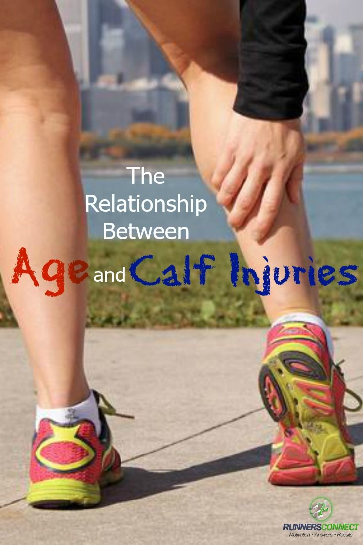 We examine the research on why older runners are at a higher risk of calf injuries and steps they can take to prevent them from occurring