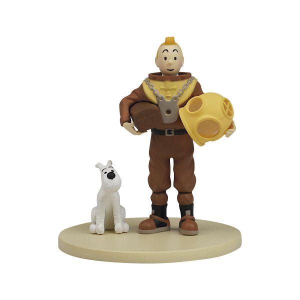 Tintin Scaphandre