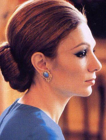 Empress Farah Diba Pahlavi, the former Queen and Empress of Iran ❤