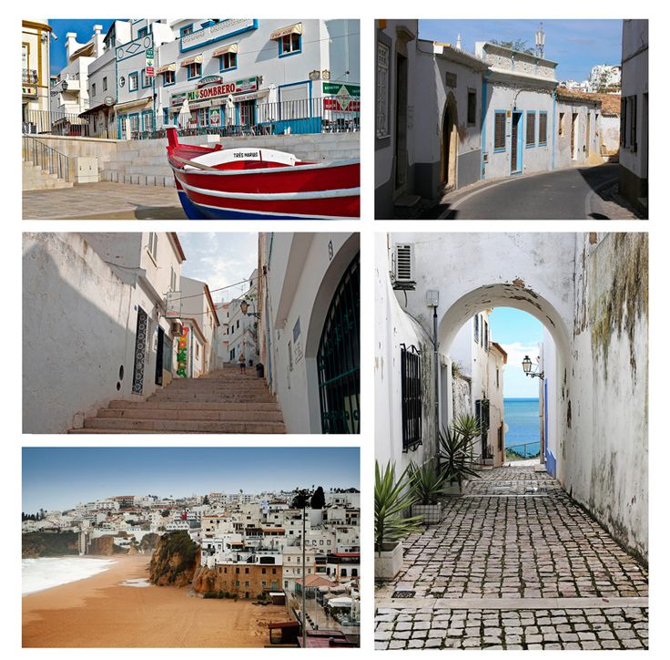 Albufeira - Portugal #travel #placestogo #viagens #lugaresperfeitos