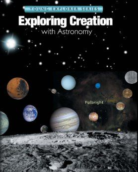 """We started Apologia's Exploring Creation with Astronomy yesterday. We don't """"officially"""" start our school year until Monday, but Jonathan and I were so excited about our science that we just couldn't wait any longer. We had so much fun learning about what the universe is, why the planets are important to Earth, and that ancient people used stars and constellations to tell time as well as direction. We don't have cable at our house (and haven't for several years), so  {Read More}"""