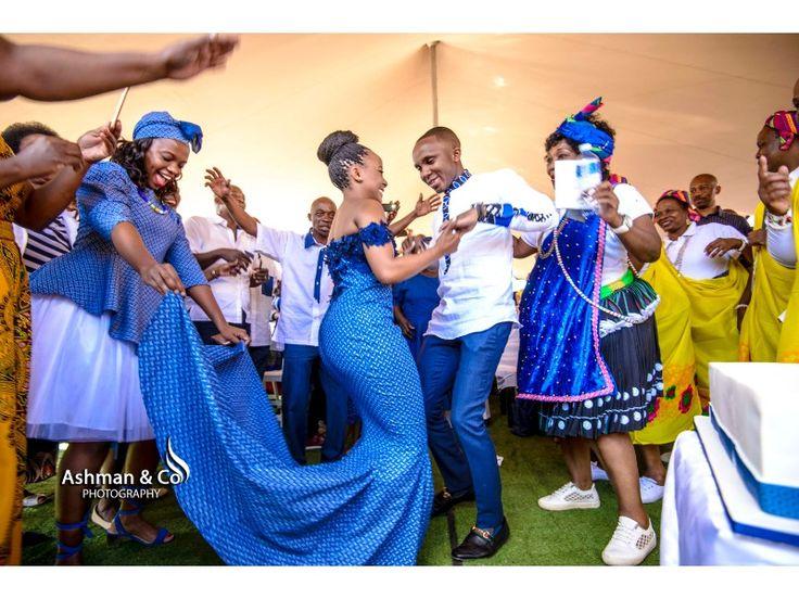 A Stylish Tswana Wedding - South African Wedding Blog
