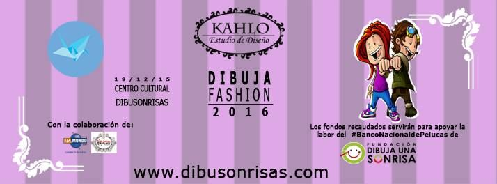 DIBUJA FASHION 2016 - Quito, Ecuador, 19 de Marzo 2016 ~ Kagi Nippon He ~ Anime Nippon-Jin