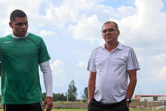 Alí Cañas es el nuevo mandamás del Zamora Fútbol Club #Deportes #Fútbol