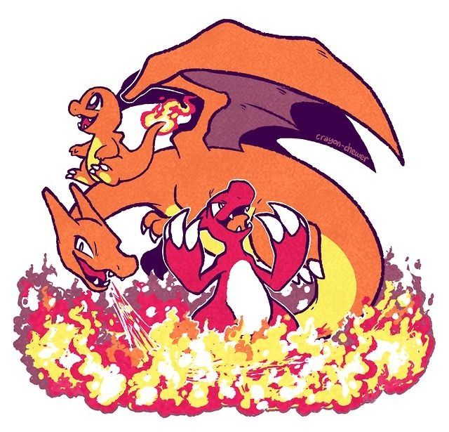 121 best images about Charmander, Charmeleon, & Charizard ...