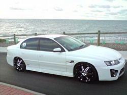 rulegal's 2002 Holden Commodore