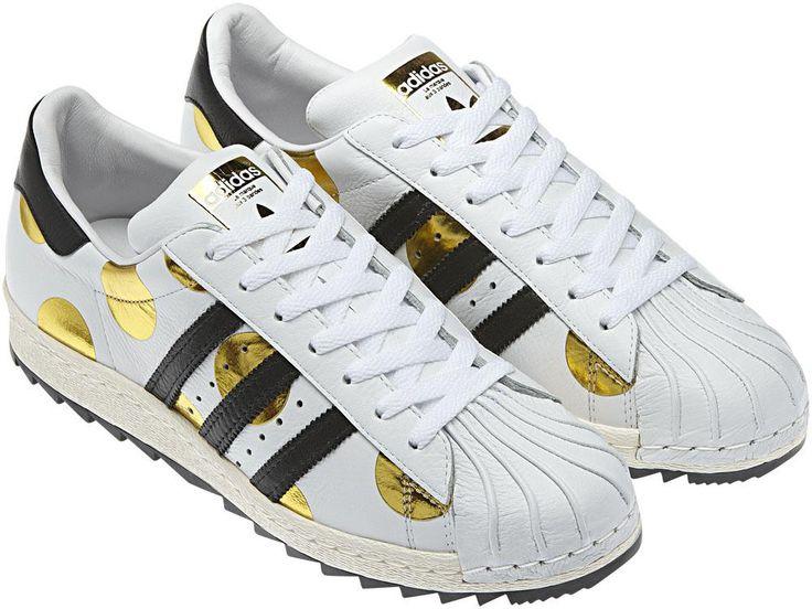 #thechilipepper#best#shop#adidas#superstar#jeremy#scott#white#gold#good day#reggio#calabria# 142€