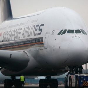 シンガポール航空 エアバス