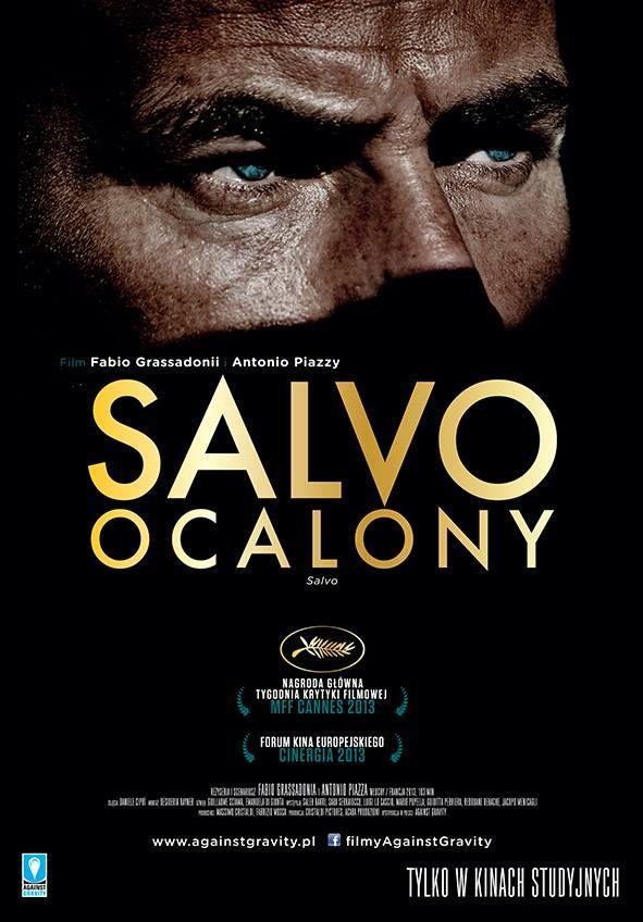 SALVO in polish cinema! Jutro w polskich kinach!