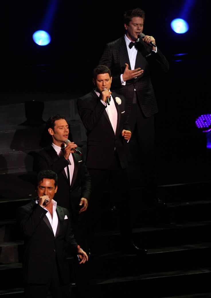 Il divo music videos