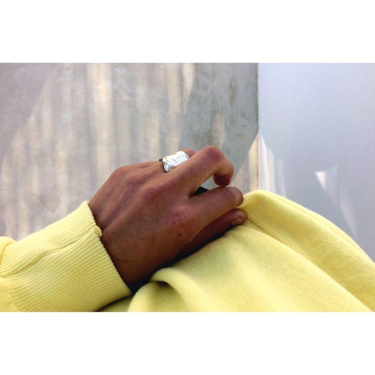 Silver ring •nasilia jewelry•