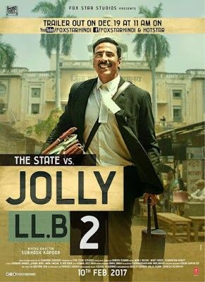 Jolly LLB 2 2017 Hindi WEB HDRip 480p 400mb