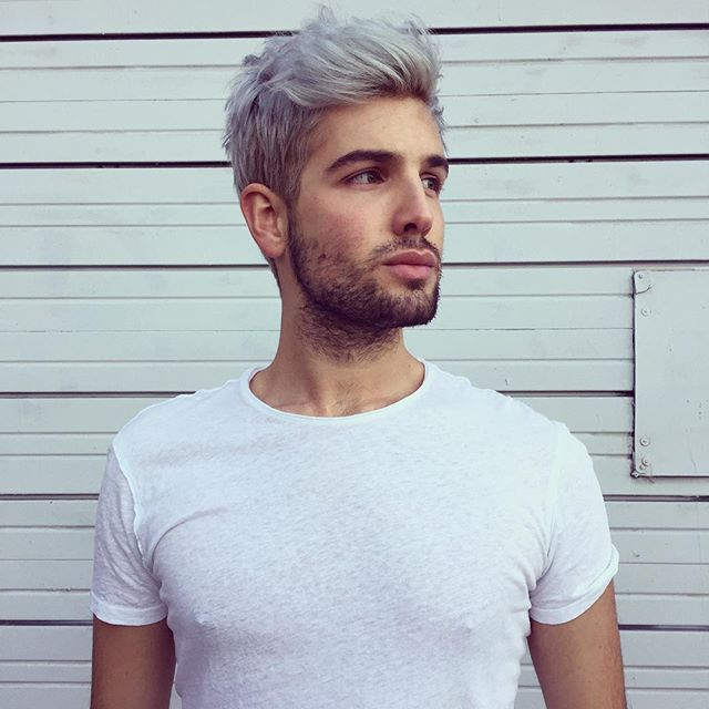 8 best Hair images on Pinterest | Man\'s hairstyle, Colored hair and ...