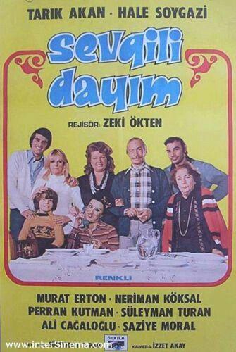 Sevgili Dayım/1977/Tarık Akan, Hale Soygazi