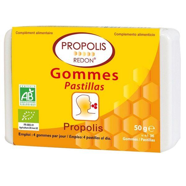 Boîte 36 Pastilles Propolis Bio Redon |