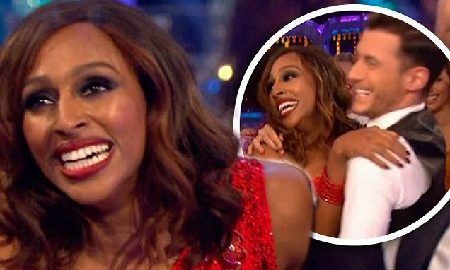 Strictly fans mock Alexandra Burke's 'overreaction' to high score