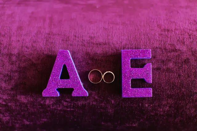 Свадьба в фиолетовых тонах. Violet wedding.