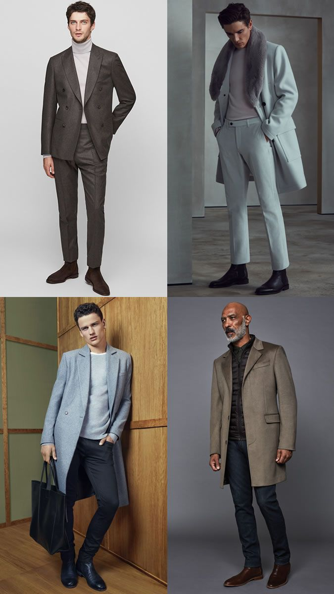 Boots For Office Wear Mens