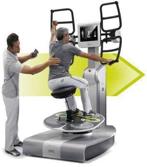 HUBER MOTION LAB ile en sık ihtiyaç duyulan fizyoterapi yaklaşımlarının büyük bir kısmı ve terapotik egzersizler yapılabilir.  Kapalı kinetik ve fonksiyona dönük çalışma avantajı, gövde kaslarının çalıştırılması, koordinasyon ve denge açısından geçmişe dönük gelişmelerin rakamsal izlenebildiği dünyadaki tek cihazdır.  İnsan hareketleri üzerinde uzman deneyimleri sayesinde fizyoterapistler, benzersiz bir biçimde hassas program ayarları yapabilirler.