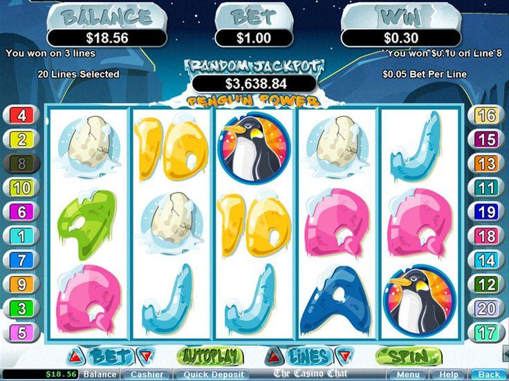 Spiele Penguin Power - Video Slots Online