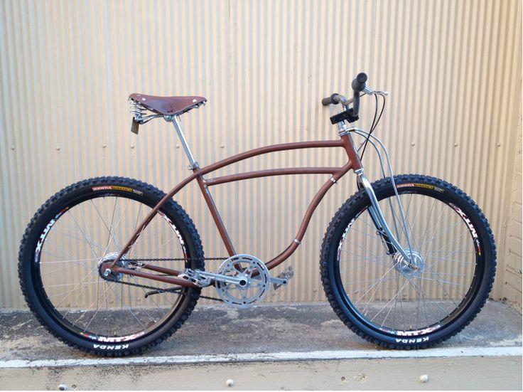 ONEGEAR CYCLE SHOP: 1946 Schwinn Custom DX Klunker