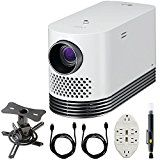 LG Laser Smart Home Theater Projector White (HF80JA) w/Bundle Includes, Projector Mount + 2x 6ft High Speed... Product Features Full HD (1920 x 1080) Resolution Wireless Connection (Android Devices, https://thehomeofficesupplies.com/lg-laser-smart-home-theater-projector-white-hf80ja-wbundle-includes-projector-mount-2x-6ft-high-speed-hdmi-cable-transformer-tap-usb-w-6-outlet-wall-adapter-2-ports-lcdlens-cleaning-pen/