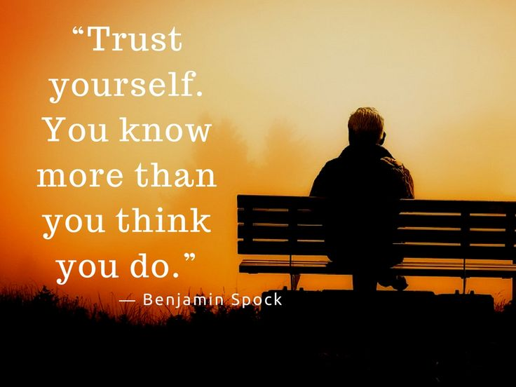 """Trust yourself. You know more than you think you do."" ― Benjamin Spock  https://iuliaopritapsihoterapeut.ro/"