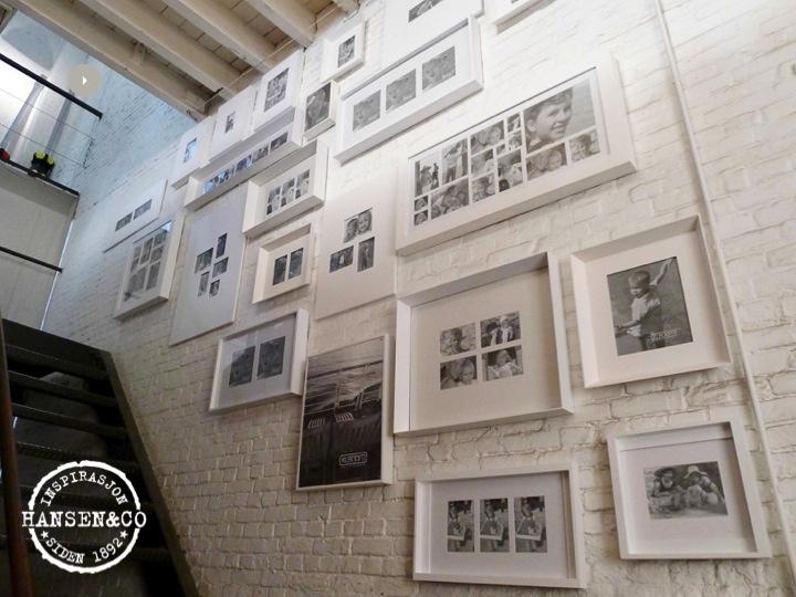 Our frames on a Norwegian blogspot - thank you Hansen & Co! - Interiør / Kjøkkenutstyr / Gaver / Bryllup / Kristiansand: FOTORAMMER