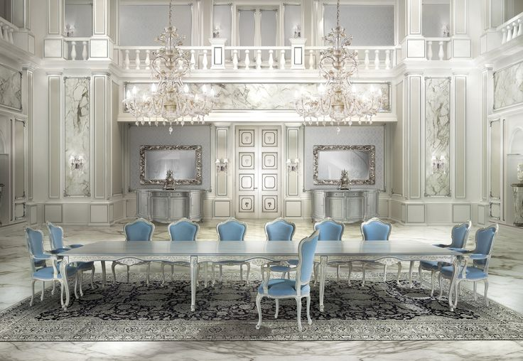 RODI Luxury dining room collection